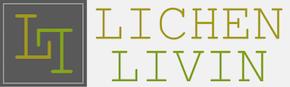 lichen livin company logo